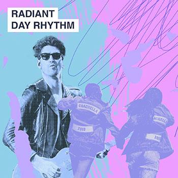 Radiant Day Rhythm Playlist Cover
