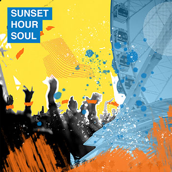 Sunset Hour Soul Playlist Cover